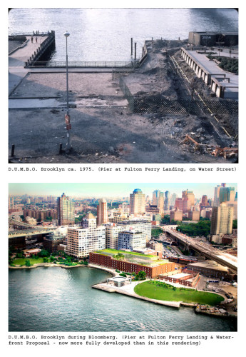 DUMBO Brooklyn: Then & Now